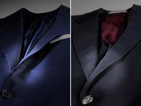 イケてるスーツはココが違う