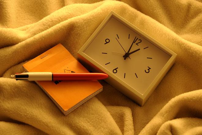毎晩どうしても夜更かししてしまう人は、むしろ夜型生活が向いているのかも。撮影:石井幸久