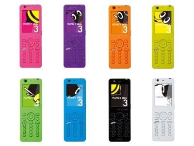 携帯電話・PHSでは初となるTwitterへのショートカットメニューを搭... 携帯電話・PHS