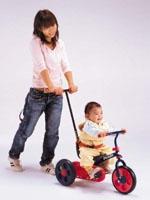 自転車の 自転車を買う時期 : ピープルのチェーン式三輪車 ...