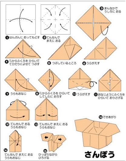 すべての折り紙 ひな祭り 折り紙 飾り : 資料提供: 「おりがみくらぶ ...