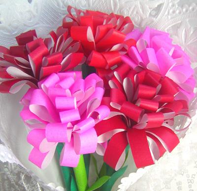 クリスマス 折り紙 折り紙で作る花 : matome.naver.jp