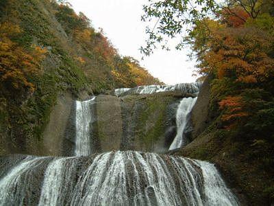 袋田の滝/2007.11.17