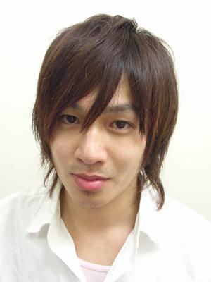 男子の髪型☆男のかっこいい ...
