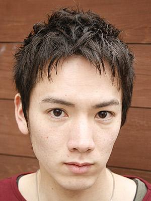 印象は柔らかく 2009ソフトモヒカン 男のヘアカタログ All About 男子の髪型☆男のかっこいい