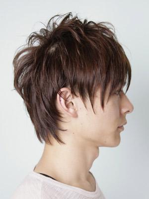 ツーブロック : 今流行りの髪型 ...