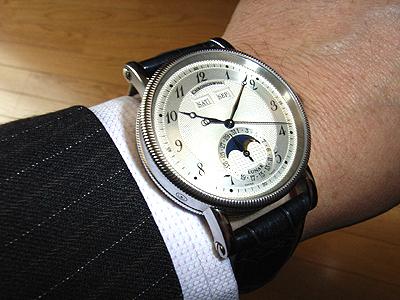 腕時計は男にとって嗜好品 [男 ...