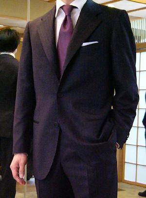 瞬時に良いスーツを見分ける方法 瞬時に良いスーツを見分ける方法 [スーツ・ジャケット] All