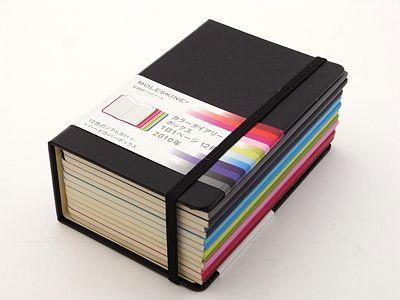 に向けて気になる手帳とノート ...