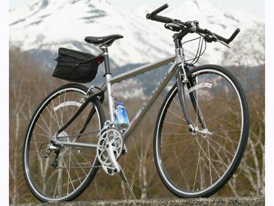 自転車の 自転車 旅 クロス ロード : ... フラットバーロード」で旅する
