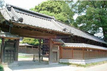 須藤本家(茨城県笠間市) 1141年永治元年創業