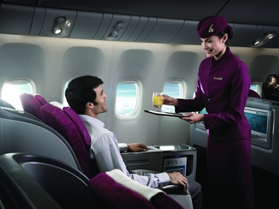 All about for Interieur qatar airways