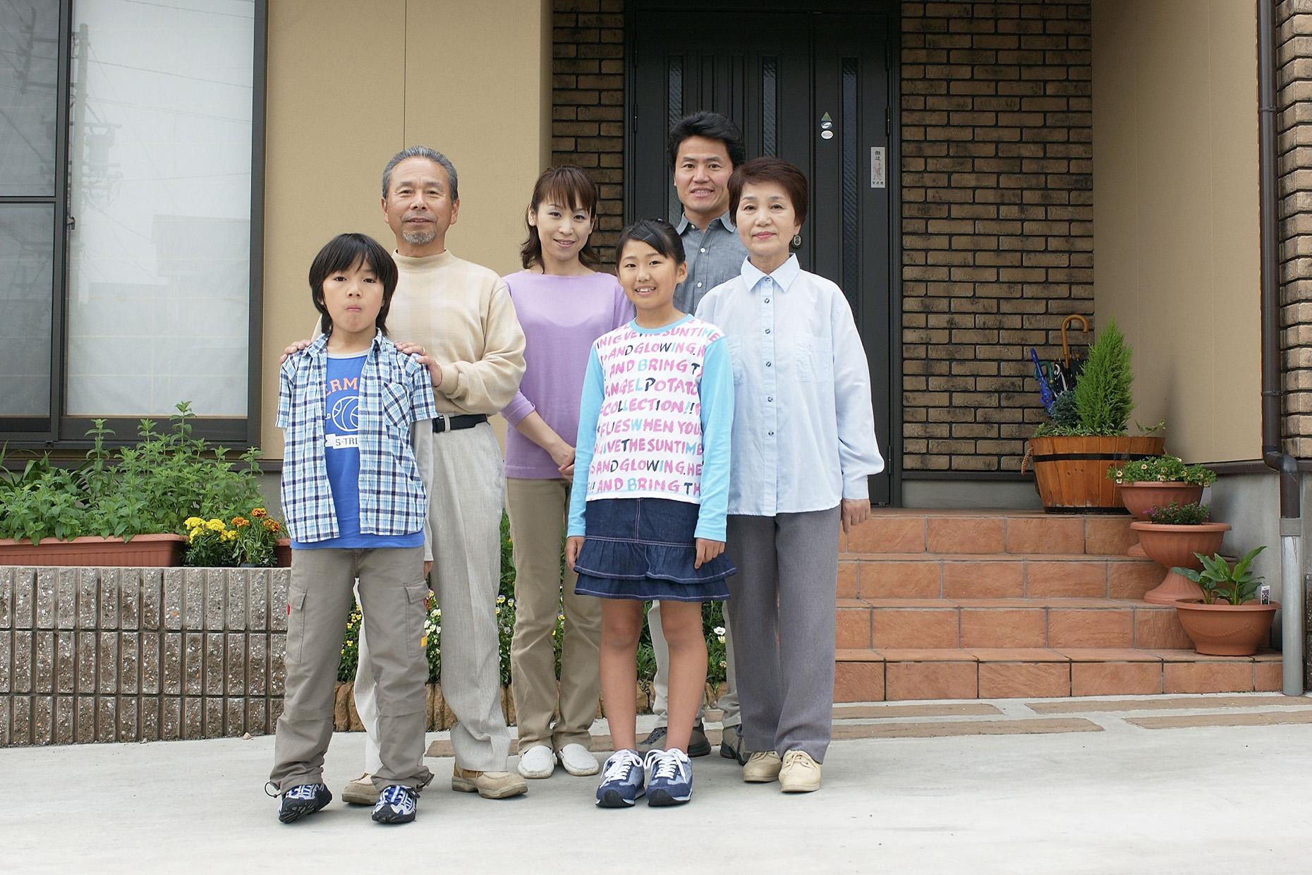 家族 残していく家を管理してくれる家族がいて、ローン返済に問題がなければ、空家... 持ち家を賃
