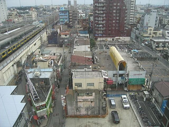 市川駅南口再開発エリア