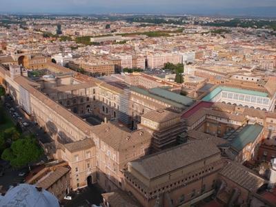 バチカン宮殿の画像 p1_9