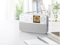 ソニーの「ICZ-R50」。ラジオノイズを抑える「ラジオノイズカット」機能も付いている