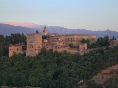 アルハンブラ宮殿 [スペイン ...
