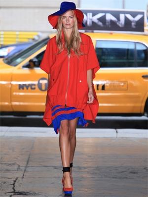 DKNY2012春夏NYコレクション