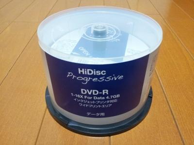 DVD-Rメディア
