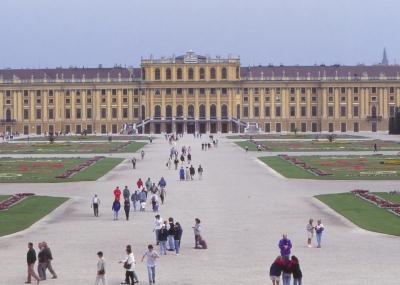 シェーンブルン宮殿の画像 p1_9