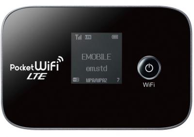 モバイル無線LANルーター