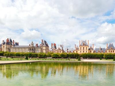 フォンテーヌブロー宮殿の画像 p1_6