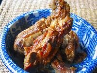 豚スペアリブのジンジャービア煮