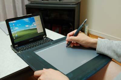タブレットPCやiPadでお絵かきをする方法とおす …