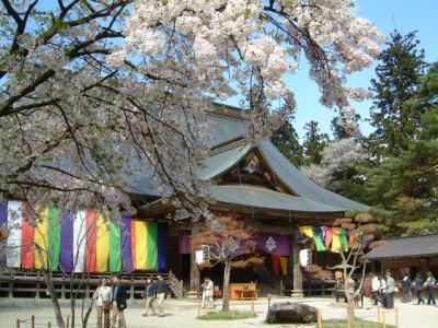 平泉・中尊寺の本堂