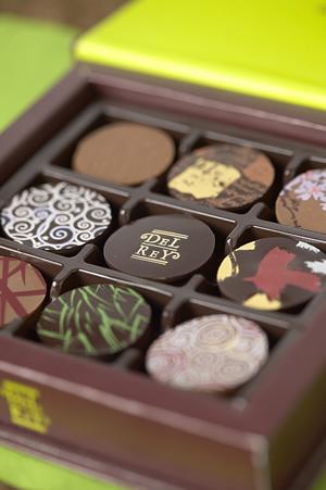 デルレイのチョコレート画像