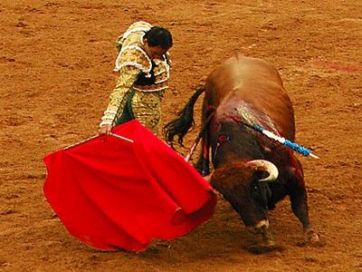 闘牛は牛と人間の真剣勝負。 闘牛は牛と人間の真剣勝負 スペインのイメージと切っても切り離せない闘