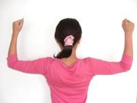胸を引き締めるエクササイズ(1)