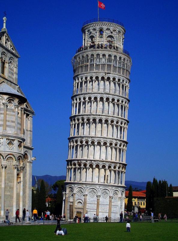 ピサの斜塔の画像 p1_35