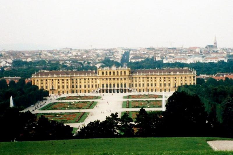シェーンブルン宮殿の画像 p1_29