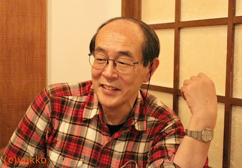 ドラマで話題の演劇人&志賀廣太郎さんインタビュー(画像)(4ページ目)