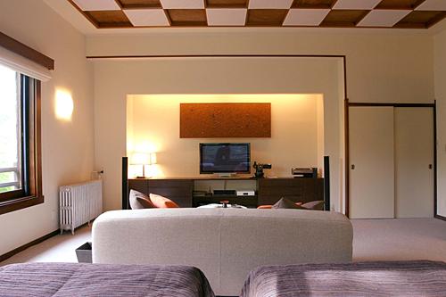 日光金谷ホテル「N35ルーム」