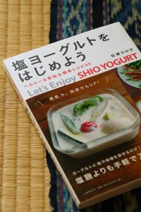 佐藤わか子さんの著書『塩ヨーグルトをはじめよう』