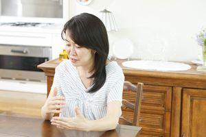 「幼い頃、母と一緒によくケーキも作りました」と語る下井さん