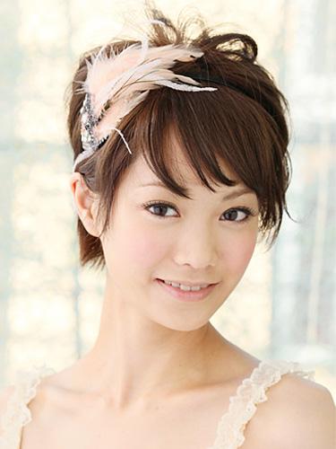 最新のヘアスタイル 水着髪型ミディアムアレンジ : 出典: http://touch.allabout.co.jp/gm/gc ...