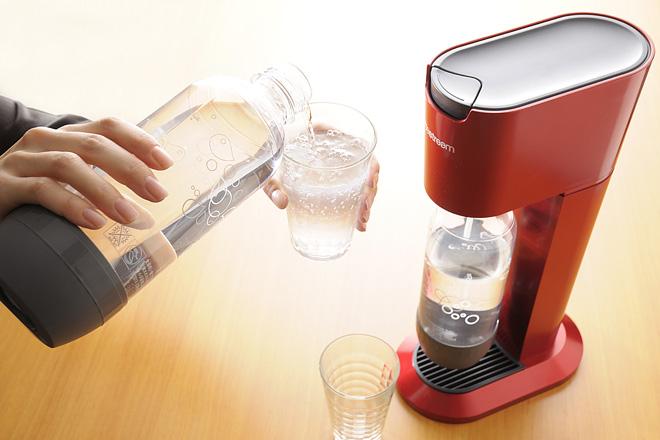 手作り炭酸水