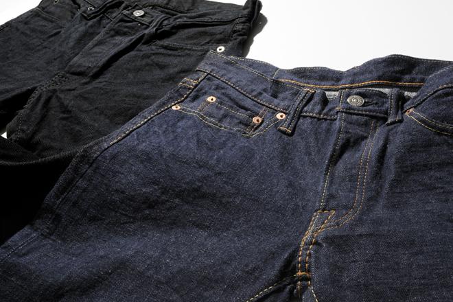 色褪せしないジーンズの見分け方