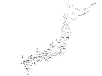 日本 西日本 地図 無料 : 日本地図の画像