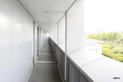 Open hall