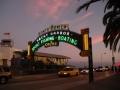 ロサンゼルス旅行のモデルコース